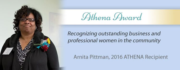 What is the Athena Award?