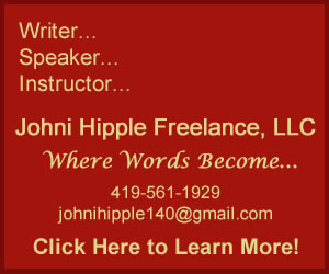 Johni Hipple Freelance, LLC